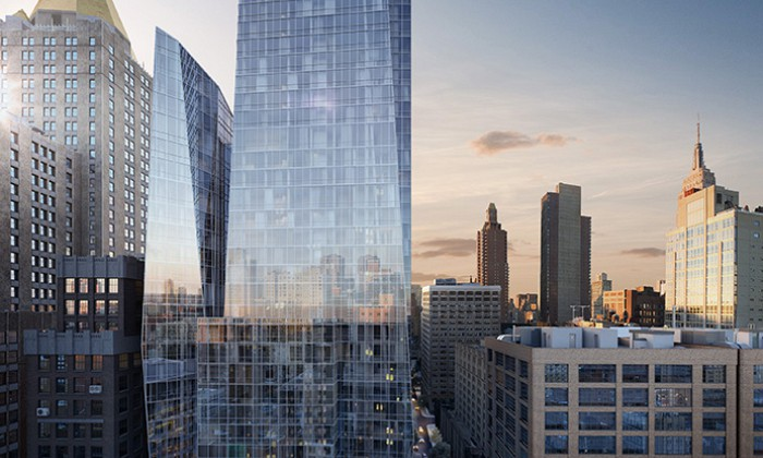 Prism Tower at 400 Park Avenue South