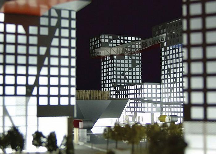 Beijing Looped Hybrid Project