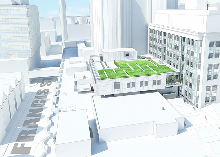 Brigham and Women's Hospital, NICU Expansion