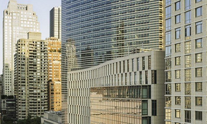 Fordham University, Law School and Dormitory at Lincoln Center