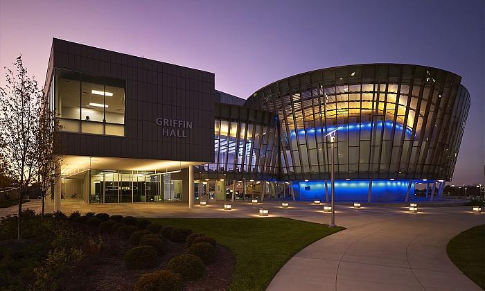 Northern Kentucky University, Griffin Hall - Center for Informatics