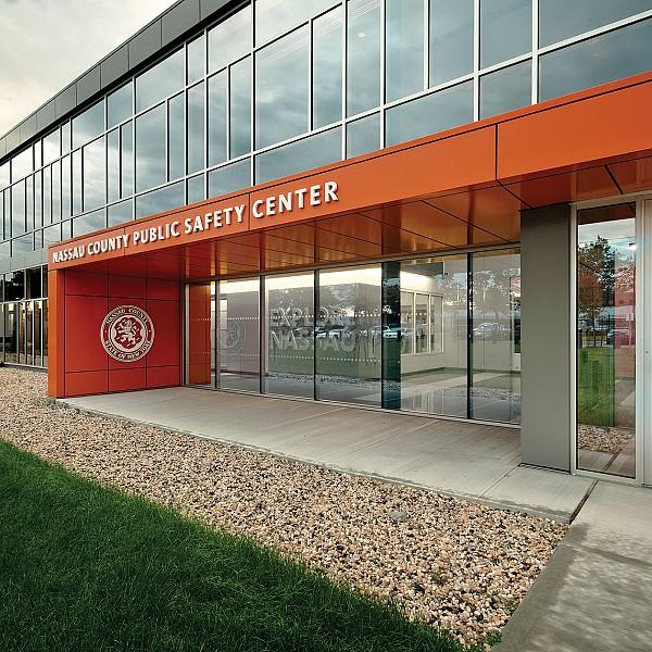 Nassau county public safety building