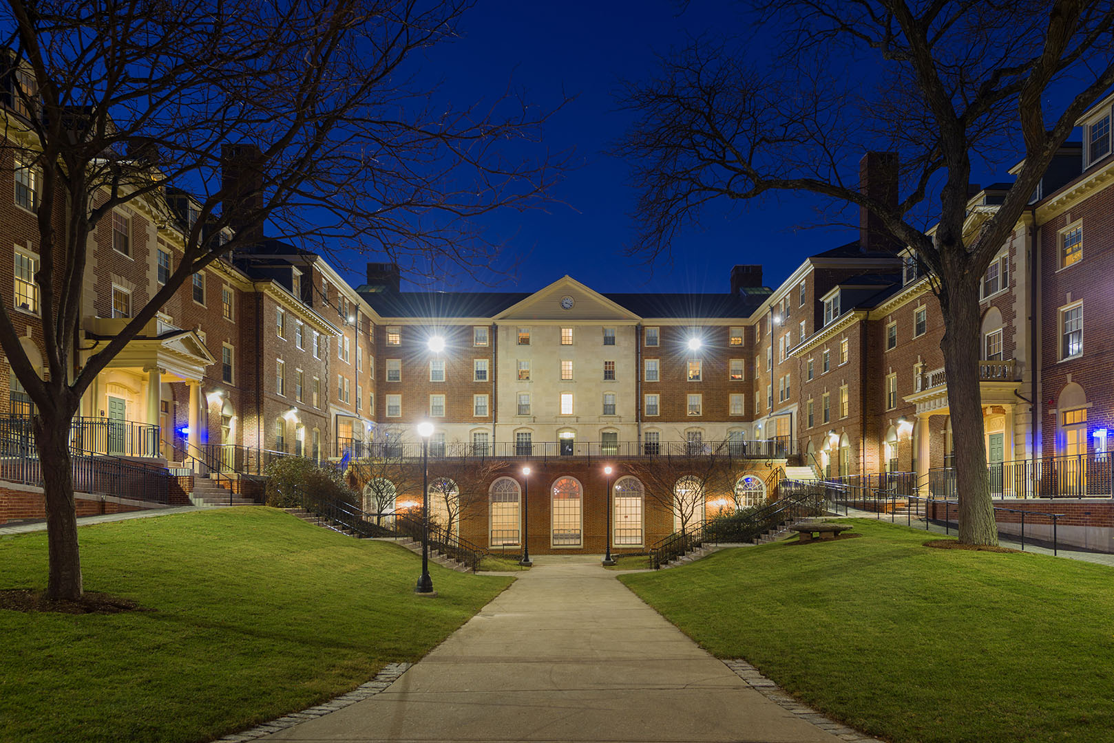Brown university dorms