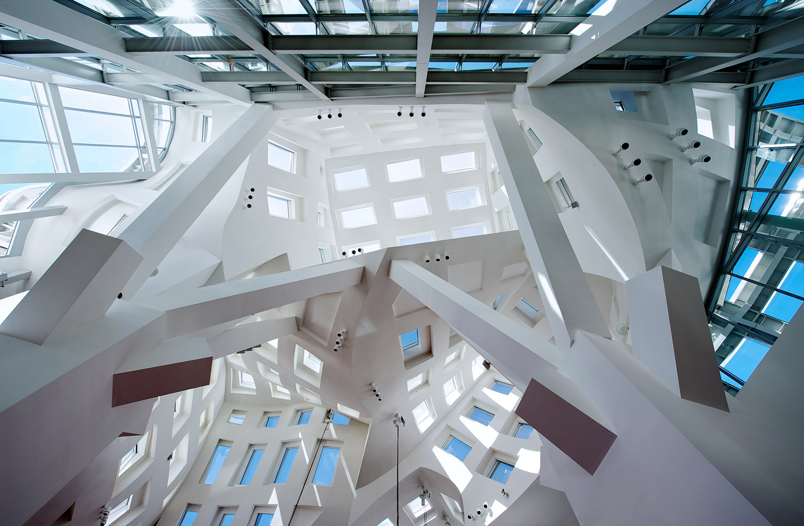 Cosentini Associates Cleveland Clinic Lou Ruvo Center For Brain Health