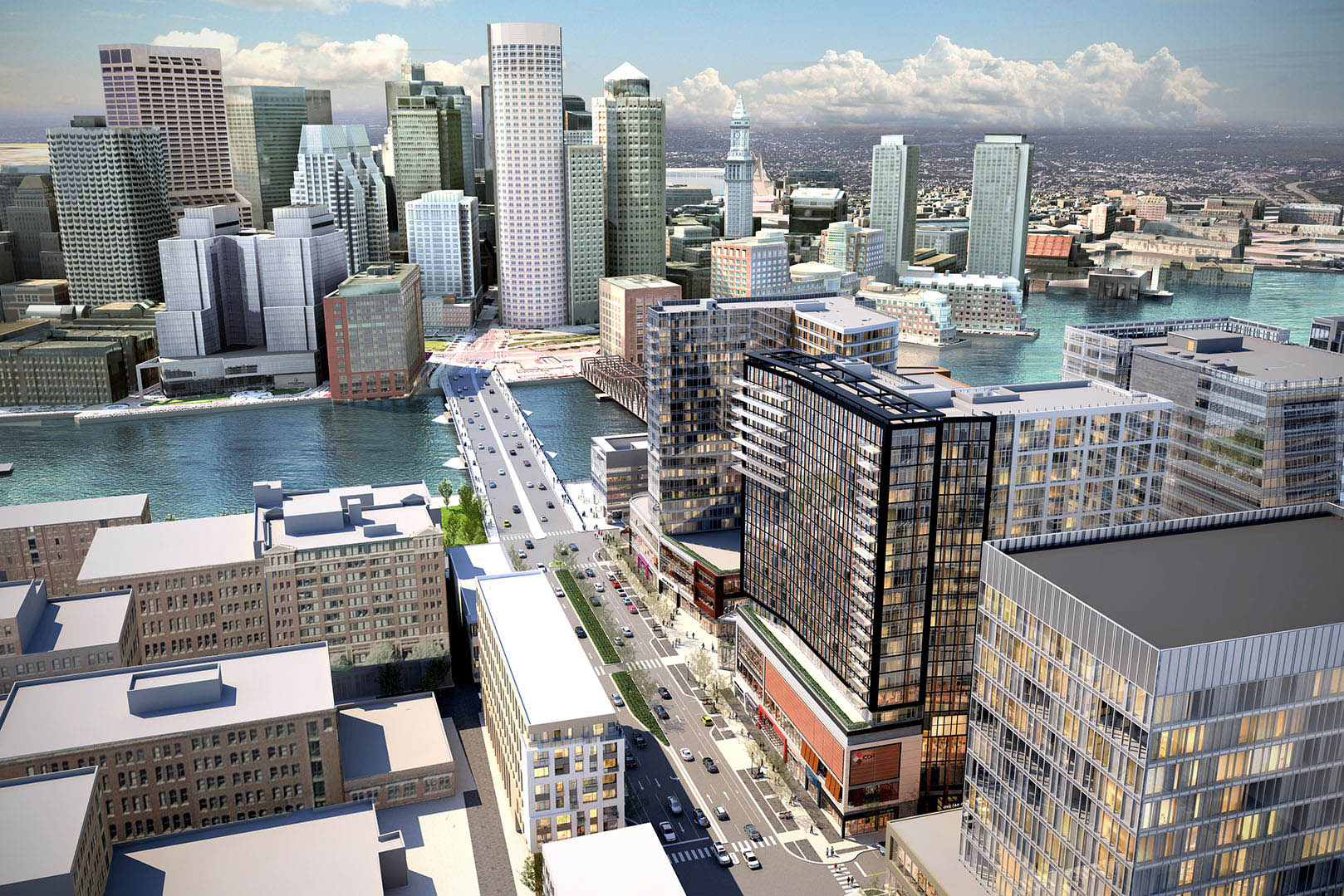 New plans for Seaport Square project | Boston Herald