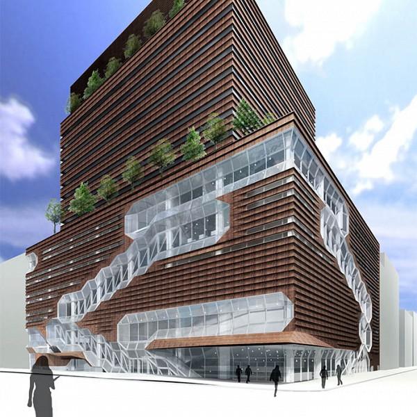 The New School University Center