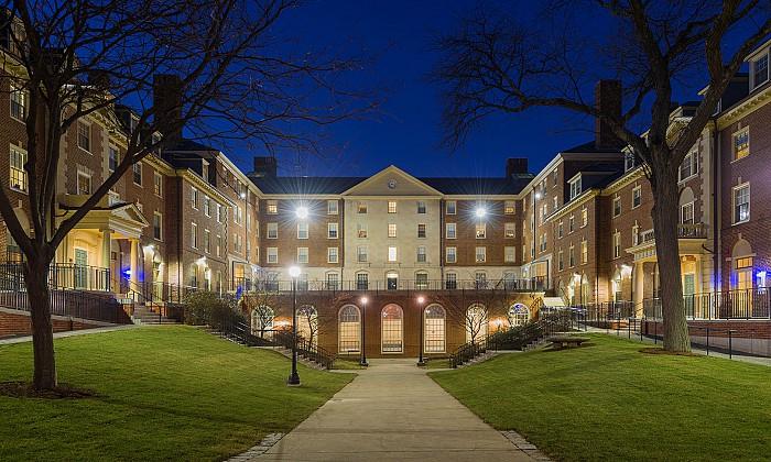 Brown University, Pembroke Quad Student Housing