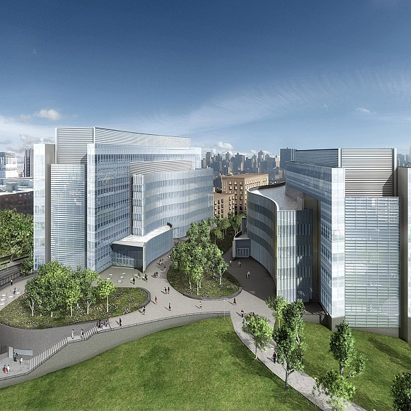 Cuny advanced science research center & city college center for discovery and innovation