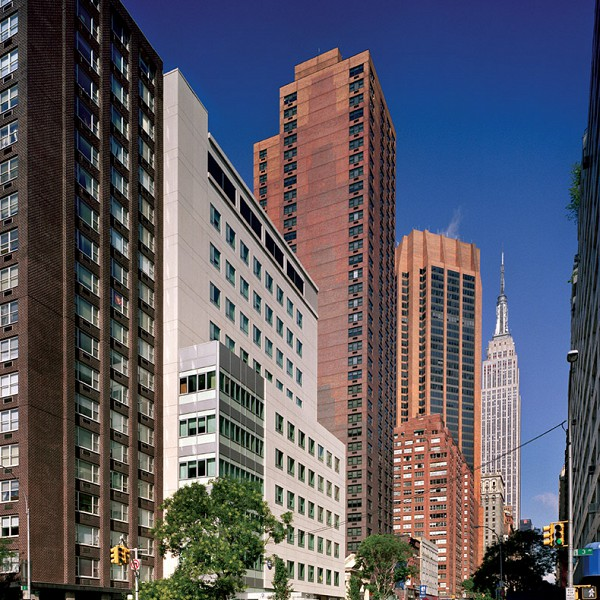 New york university comprehensive cancer center
