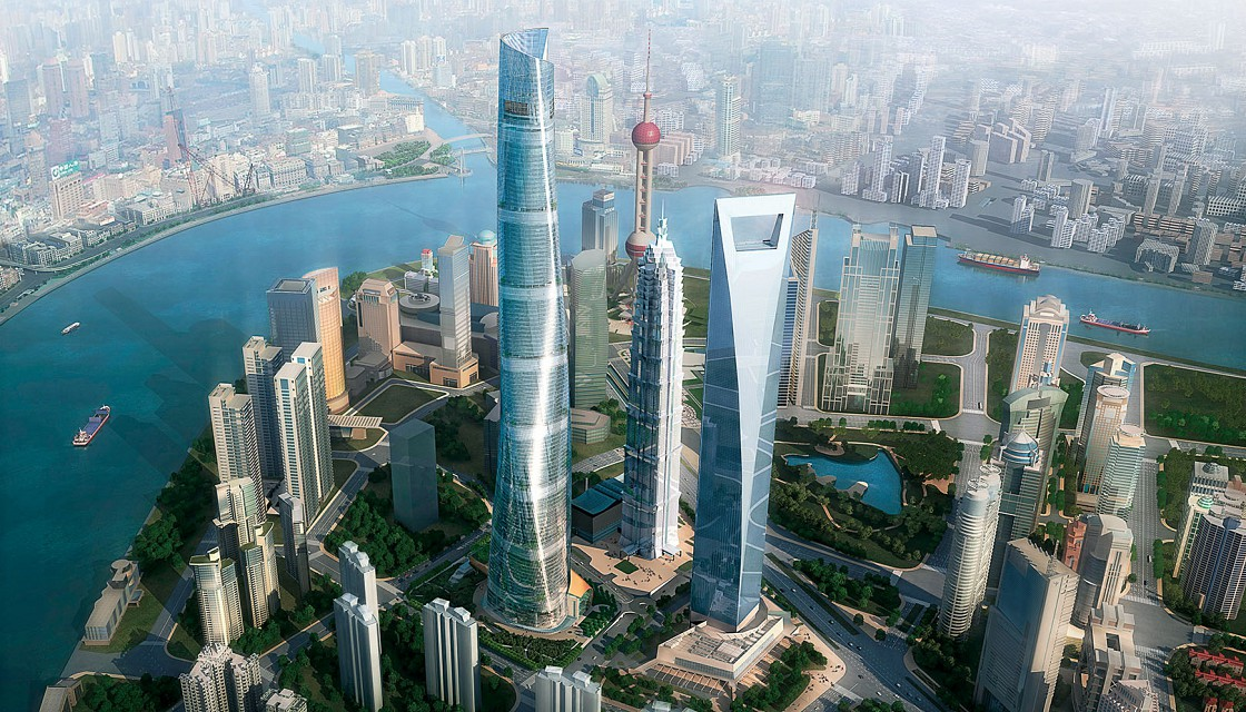 The Shanghai Tower
