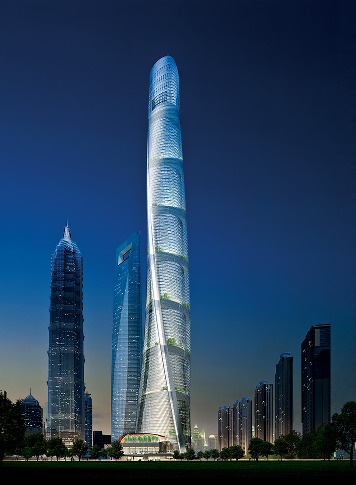 Cosentini Associates Shanghai Tower